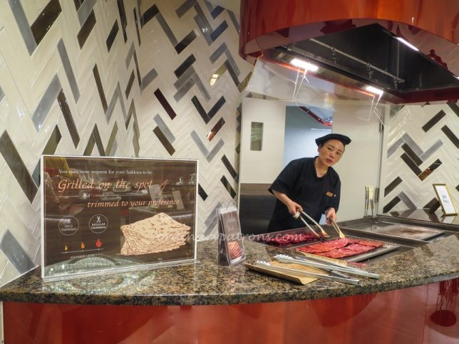 Bee Cheng Hiang Grillery - Experience BBQ