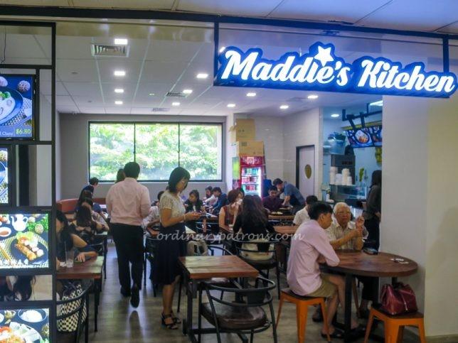 Newly Opened Maddie's Kitchen