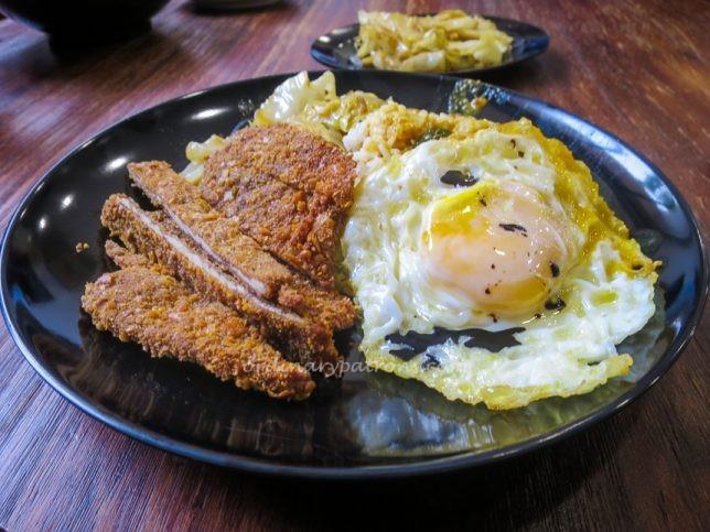 Maddie's Kitchen Hainanese Curry Pork Chop