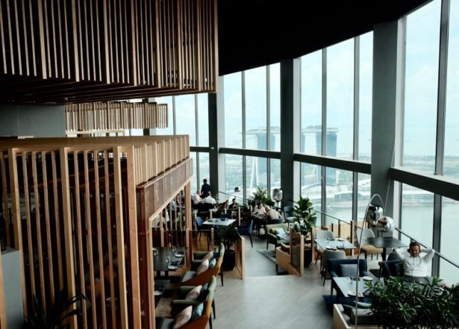 SKAI - TOP new places to eat