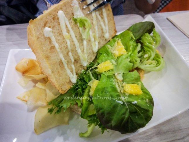 2Six Sandwich
