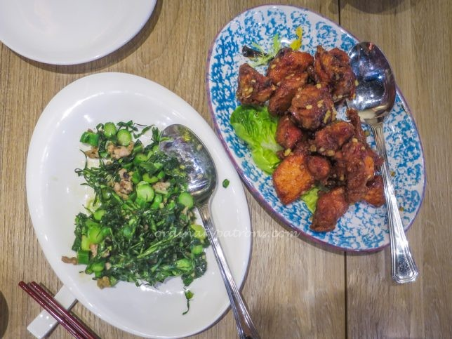 East Treasure Chinese Restaurant in Joo Chiat