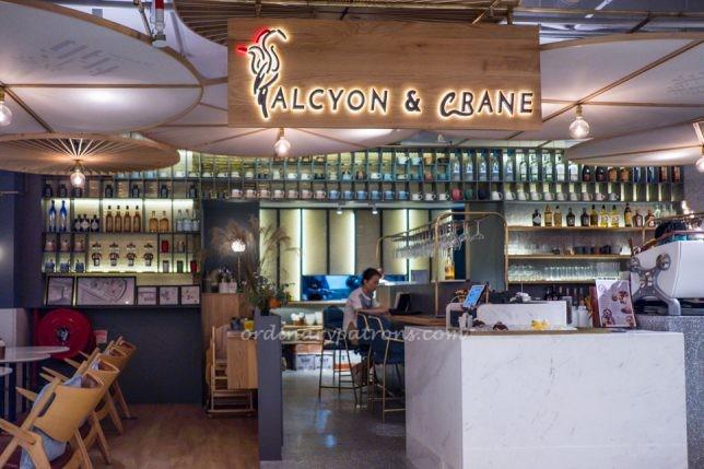 Halcyon & Crane