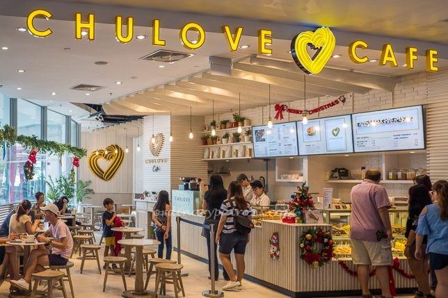 Chulove Cafe VivoCity