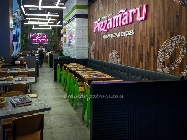 Pizza Maru Restaurant in Bugis+