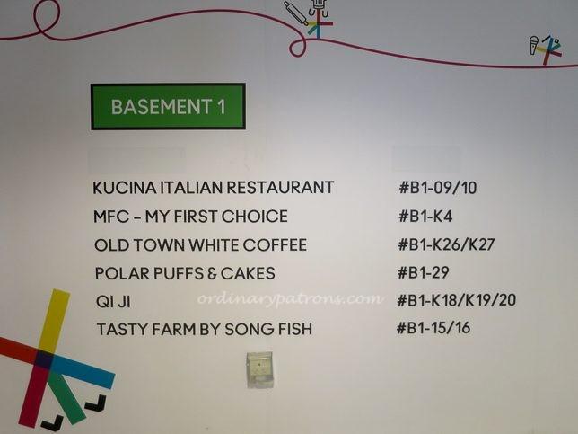 KINEX Directory - Restaurants
