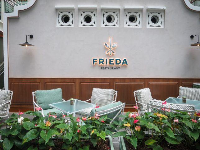 Frieda Restaurant