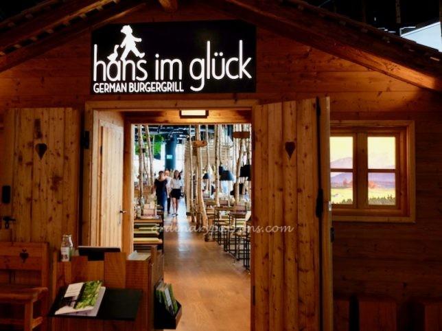 Hans Im Gluck VivoCity,Top VivoCity Restaurants