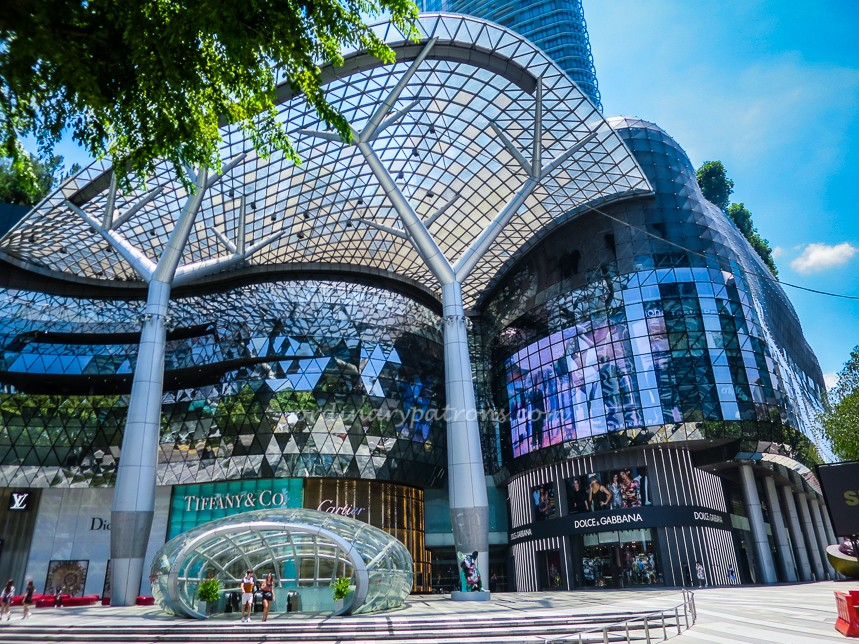 Best Restaurants in Ion Orchard Singapore