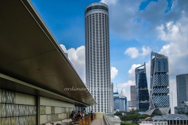 Raffles City Restaurants & Cafes