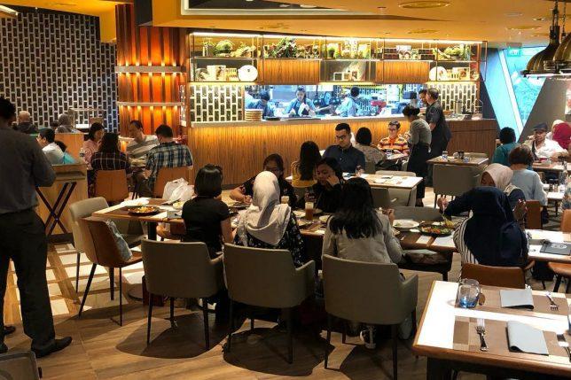 Elfuego Jewel Changi Airport