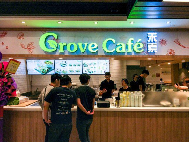 Grove Cafe Singpost Centre