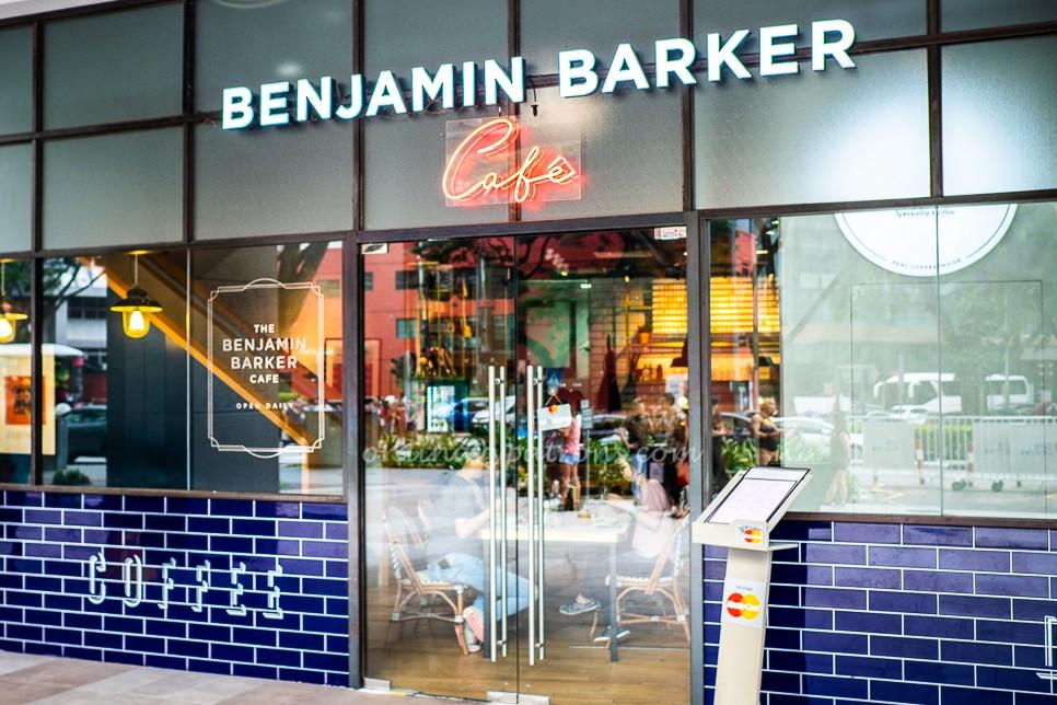 Benjamin Barker Cafe Orchard Cineleisure