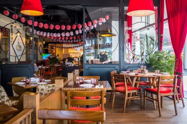 Top VivoCity Restaurants