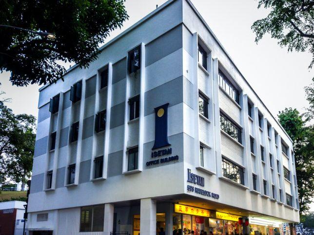 Isetan Office Building
