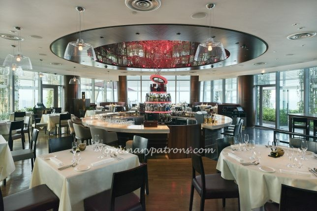 Singapore F1 2019 Restaurants