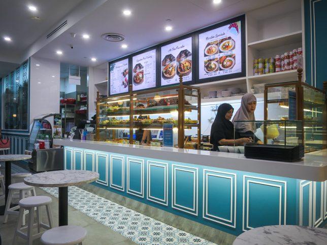 Red Ginger Cafe at PLQ Mall