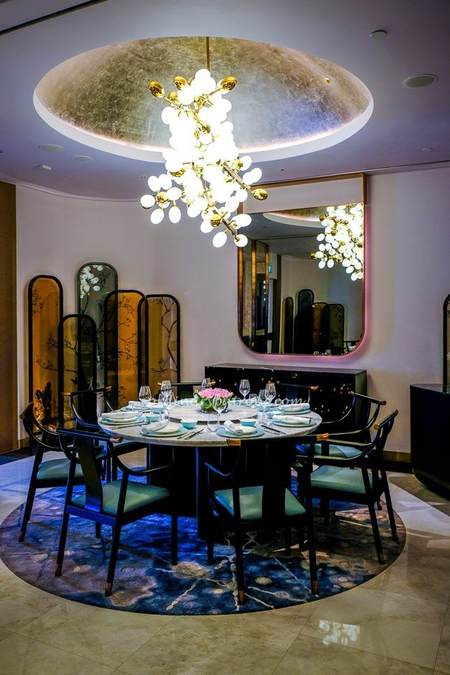 yì by Jereme Leung Raffles Hotel