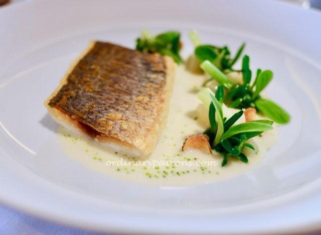 Petrus Restaurant by Gordon Ramsay, London