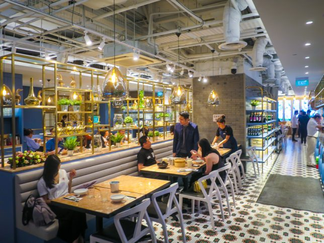 Social Place - new modern Chinese restaurant from Hong Kong
