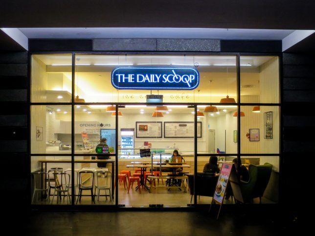 The Daily Scoop Ice Cream