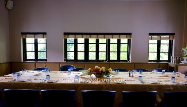 The Boardroom @ Mandalay Guild House, NUSS