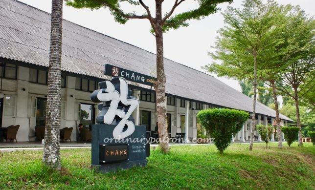 Chang Korean BBQ Loewen Dempsey Hill