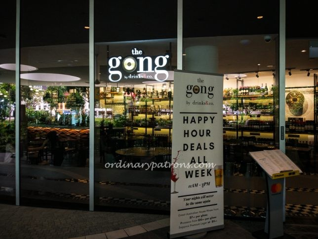 Gong by Drinks & Co