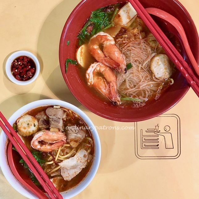 Best Places for Prawn Noodles in Singapore