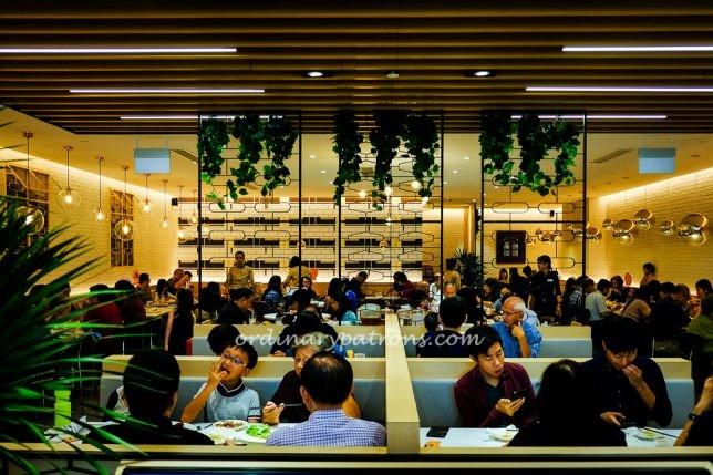 White Restaurant Suntec City