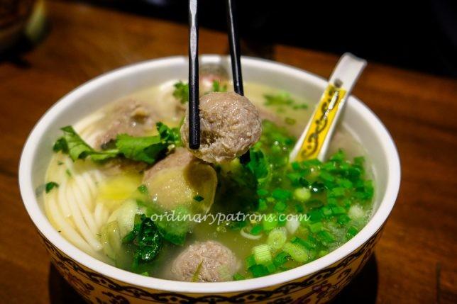 Go Noodle House Singapore