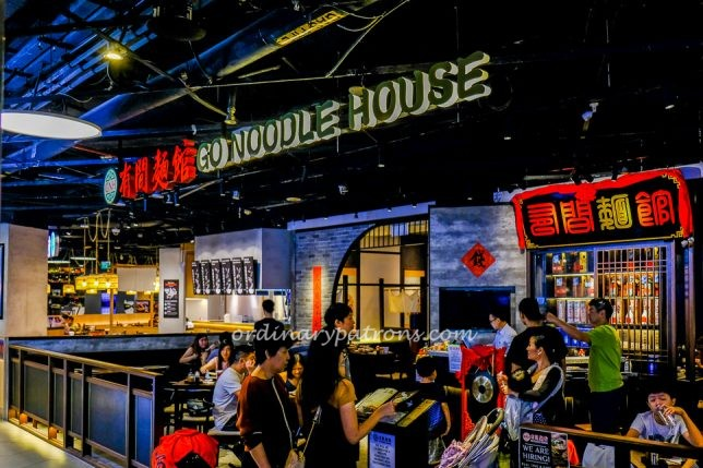 Go Noodle House Singapore at 313 Somerset, Orchard Road