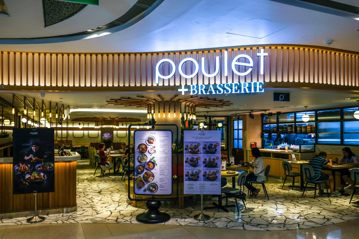 Poulet + Brasserie - new restaurant in ION with good affordable ...