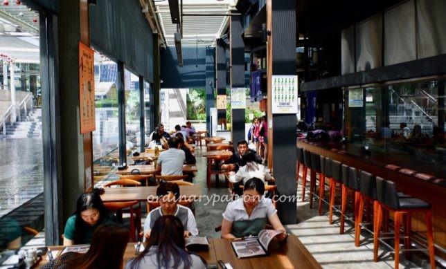 Unagiya Ichinoji Dining Suntec City