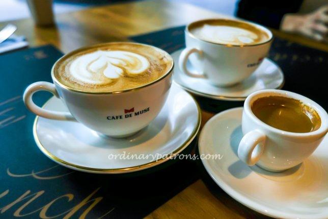 Cafe de Muse, Bingsu & Coffee at Isetan Scotts