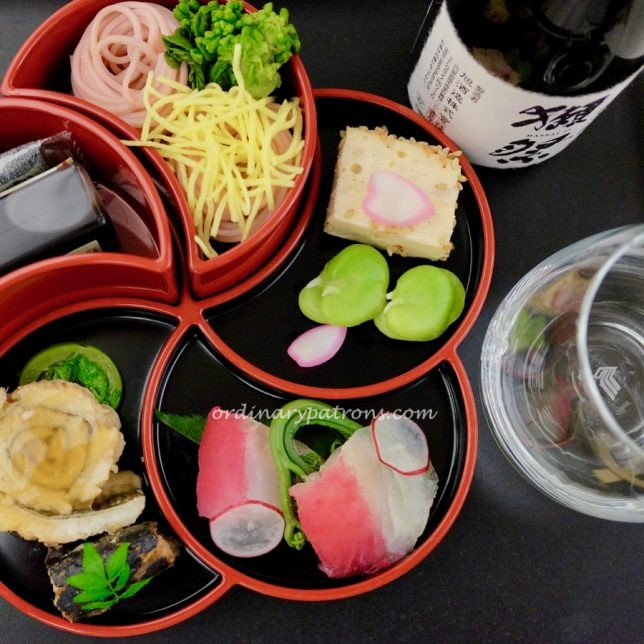Most Beautiful Airline Food