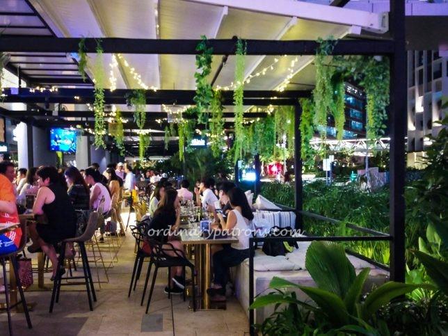 Tipsy Bird - TOP Singapore Food Blog