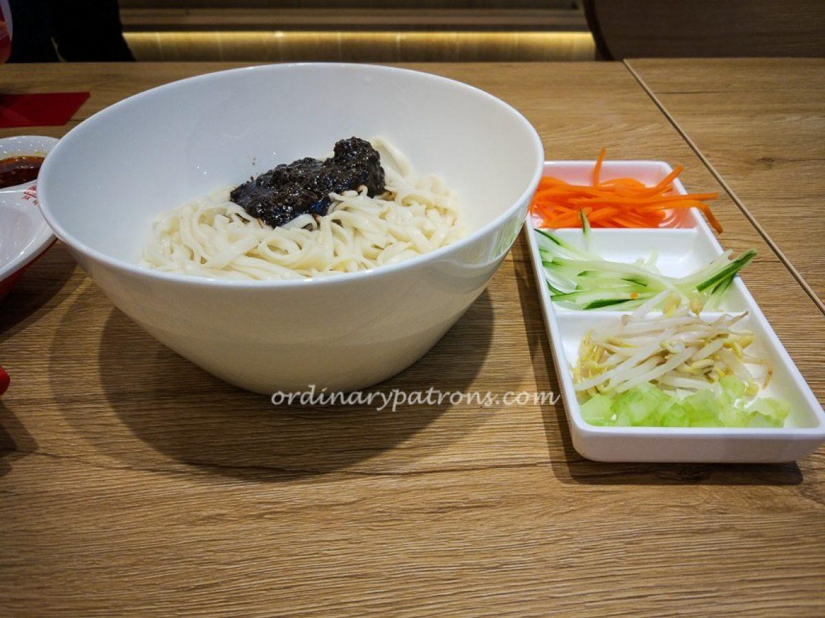 Jia He Xing New Dumpling Restaurant In Marina Square The Ordinary Patrons