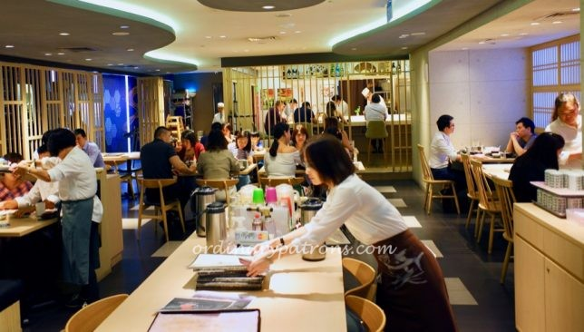 Maguro Sushi Suntec City Restaurant