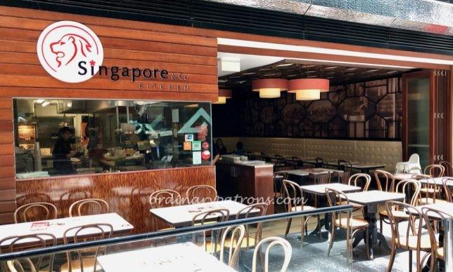 Singapore Restaurant in Brisbane City, Australia