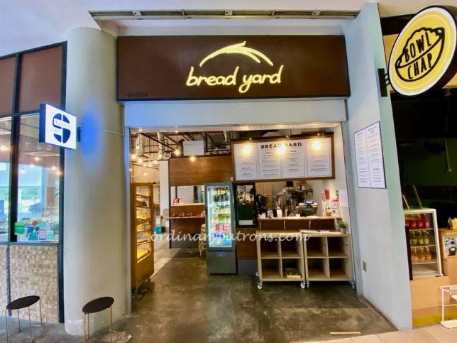 Bread Yard Takeaway