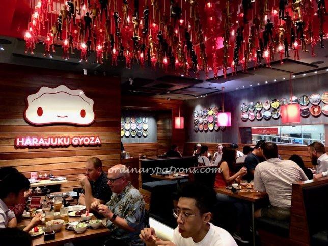 Harajuku Gyoza Brisbane - A$5 Wings & Beer Review