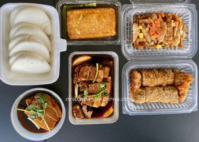 Nyonya Food Takeaway Places