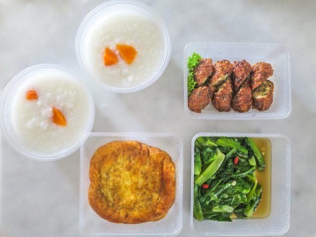 Goldleaf Taiwan Porridge Restaurant