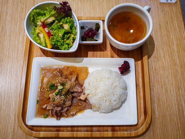 Maccha House PLQ Ginger Pork