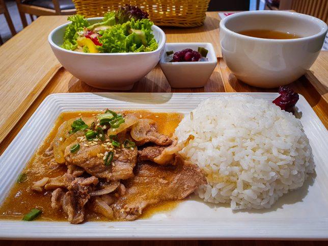 Lunch Set Maccha House PLQ