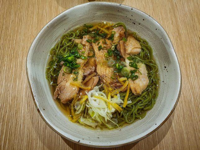 Chicken Yuzu Ramen