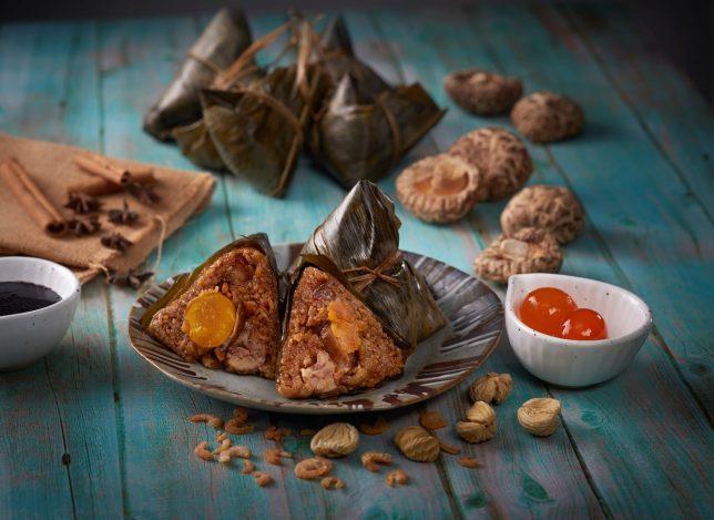 FlouRice Grandfather's Recipe Rice Dumplings