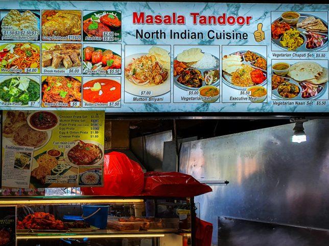 Masala Tandoor North Indian Cuisine