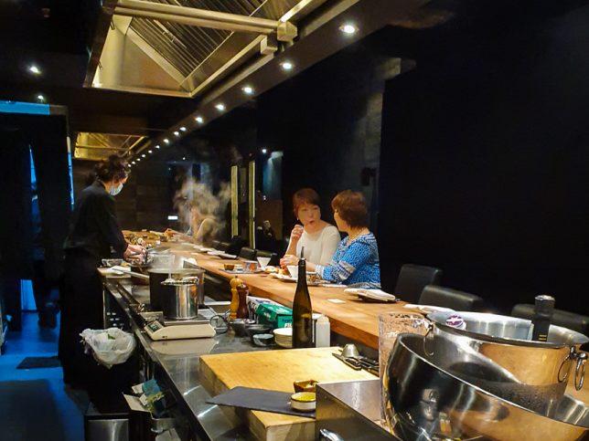 Monte Risaia Japanese Italian Restaurant